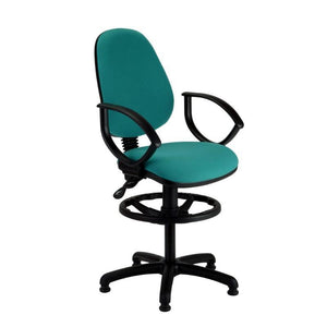 Draughtsman Chair Marlow High Back Draughtsman Chair