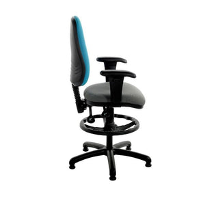 Marlow High Back Draughtsman Chair