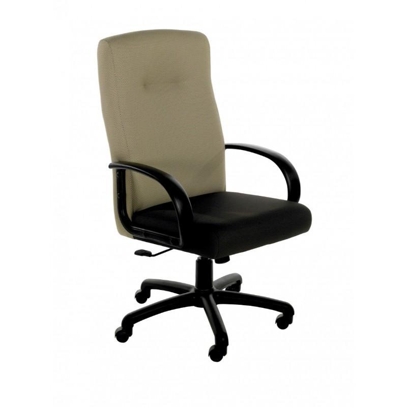 Executive Chair Black Molesey High Back Executive Chair Black