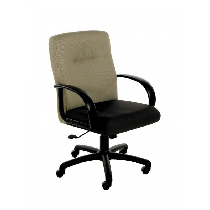 Executive Chair Black Molesey Medium Back Executive Chair Black