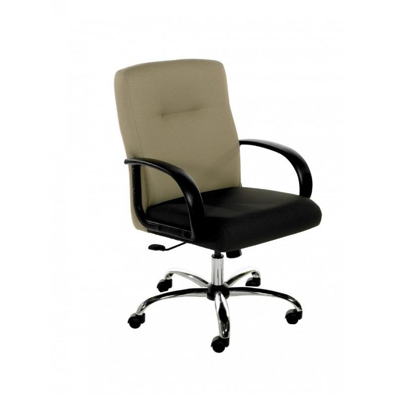 Executive Chair Chrome Molesey Medium Back Executive Chair Chrome
