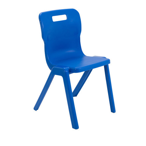 Titan One-Piece Antibacterial Classroom Chair
