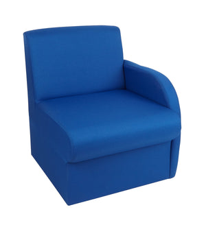 Left Arm As Seated Whitney Modular Seating - Phoenix Fabric