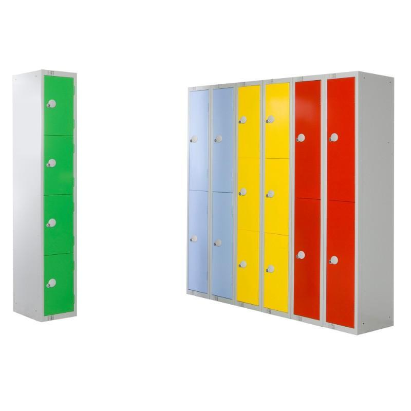 Lockers 1 / Size 1 - 300w x 300d x 1800h / Single Dura lockers 1 / Size 1 - 300w x 300d x 1800h / Single