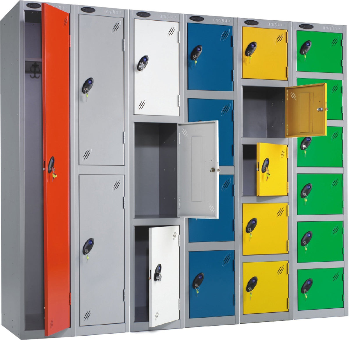 Lockers Spectrum Lockers