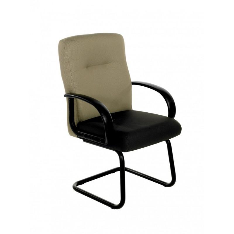 Meeting Chair Black / Arms Molesey Medium Back Conference Chair Black / Arms