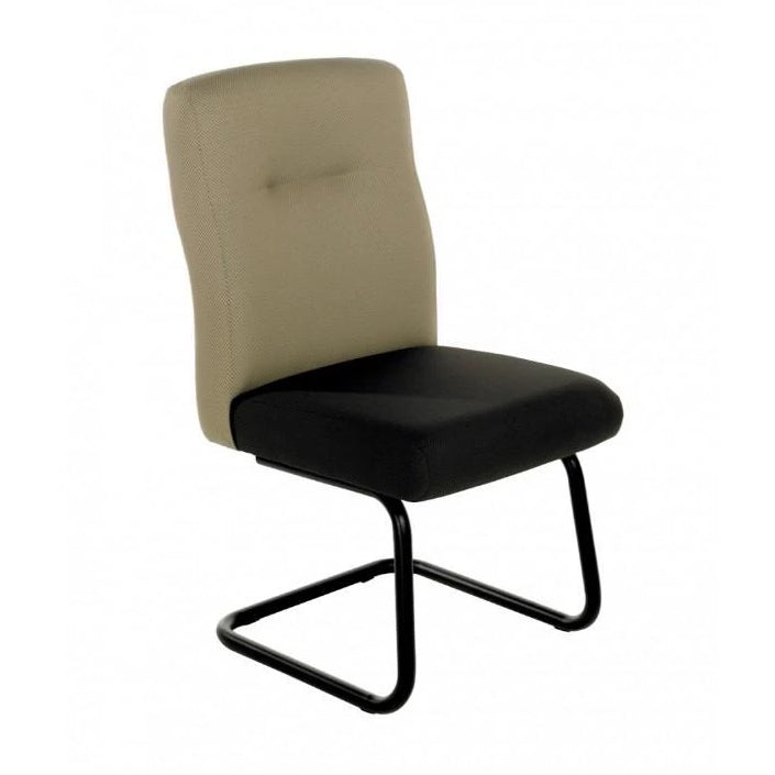 Meeting Chair Black / No Arms Molesey Medium Back Conference Chair Black / No Arms