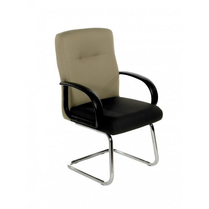 Meeting Chair Chrome / Arms Molesey Medium Back Conference Chair Chrome / Arms