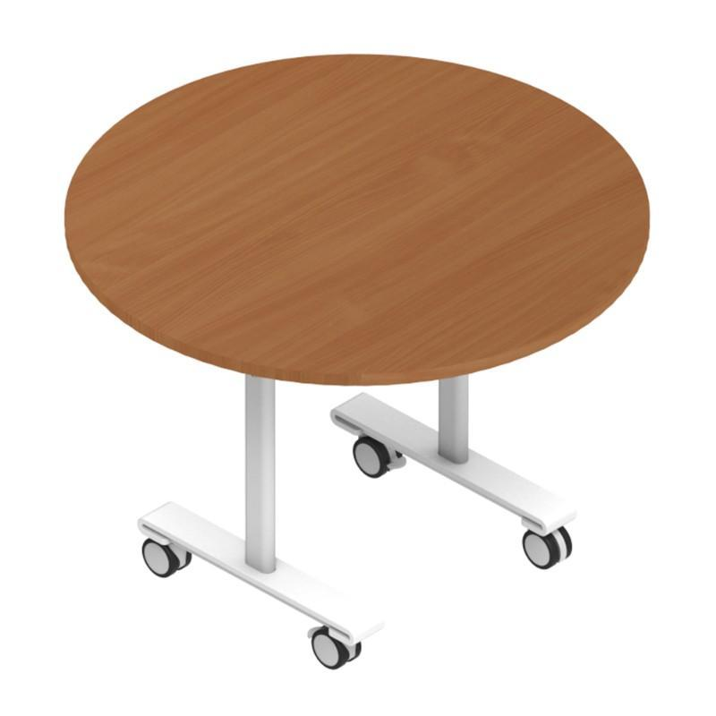 Meeting Table Colorado Circular Tilt Top Tables
