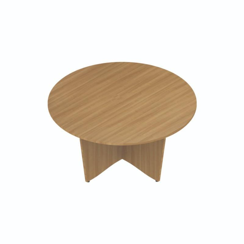 Meeting Table Colorado Executive Circular Conference Tables
