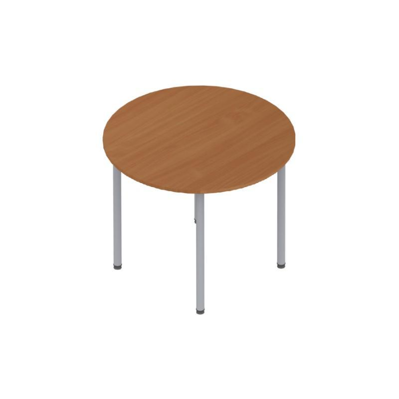 Meeting Table Colorado Pole Leg Circular Tables