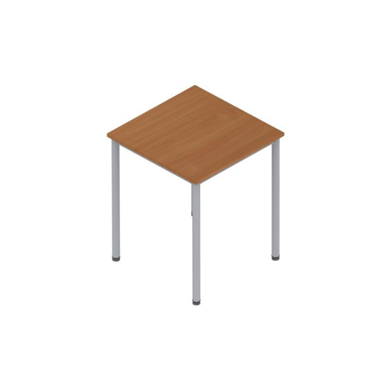 Meeting Table Colorado Pole Leg Square Tables
