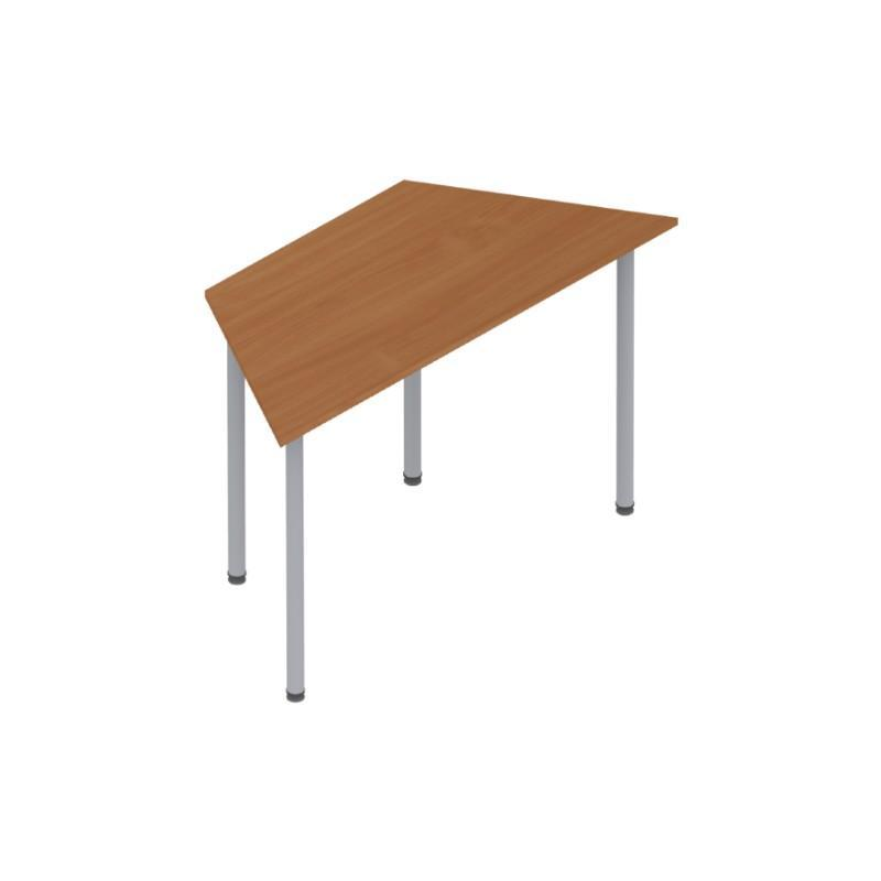 Meeting Table Colorado Pole Leg Trapezoidal Tables