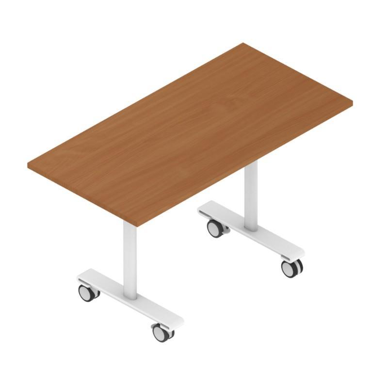Meeting Table Colorado Rectangular Tilt Top Tables, 600mm Deep