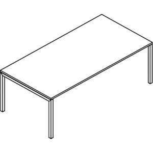 Meeting Table Nova 1000mm Deep Conference Tables