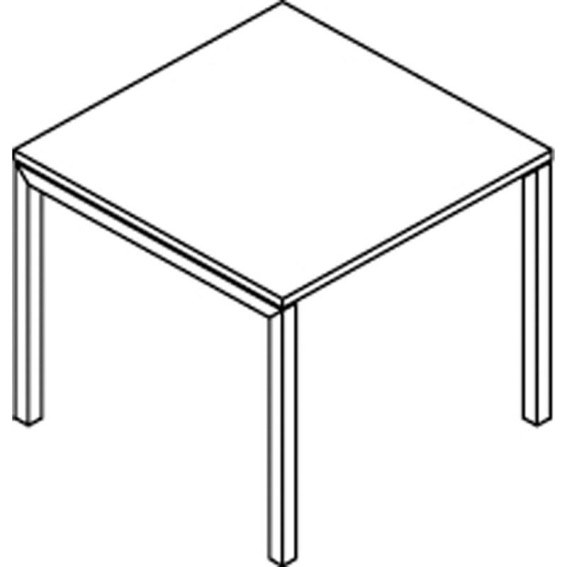 Meeting Table Nova Square Conference Tables