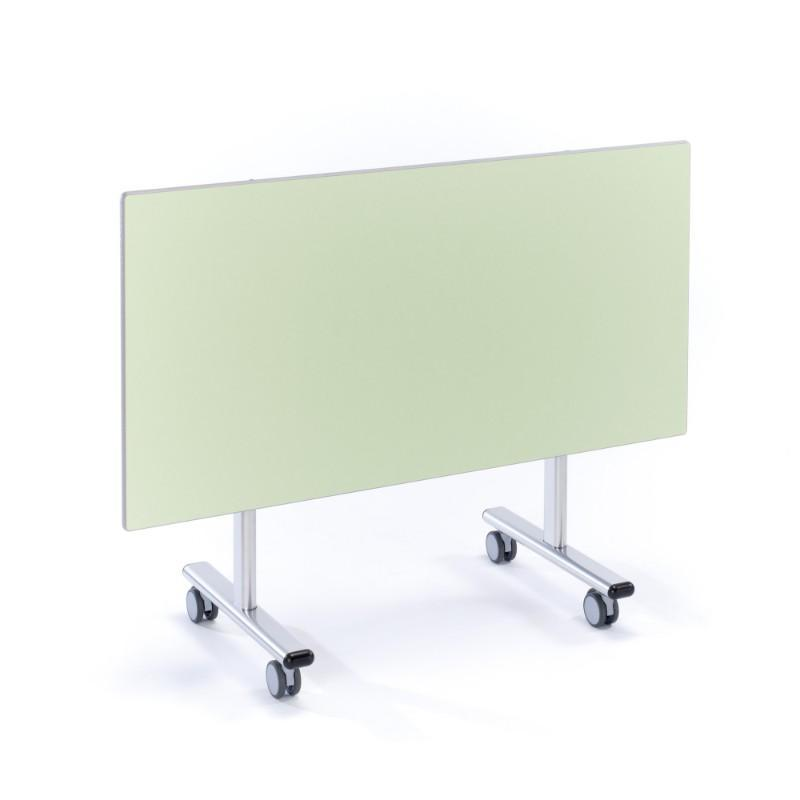 mobile tilt top tables 1200 x 600mm Optimum Rectangular Tilt Top Dining Tables 1200 x 600mm