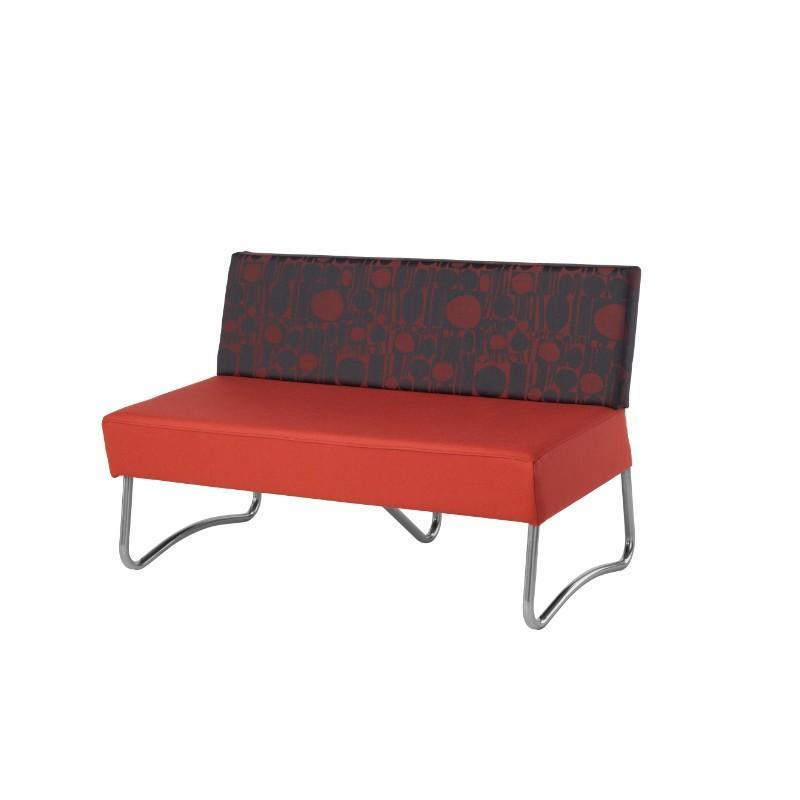Modular Seating 2 Seater With Back Civic Modular Seating 2 Seater With Back