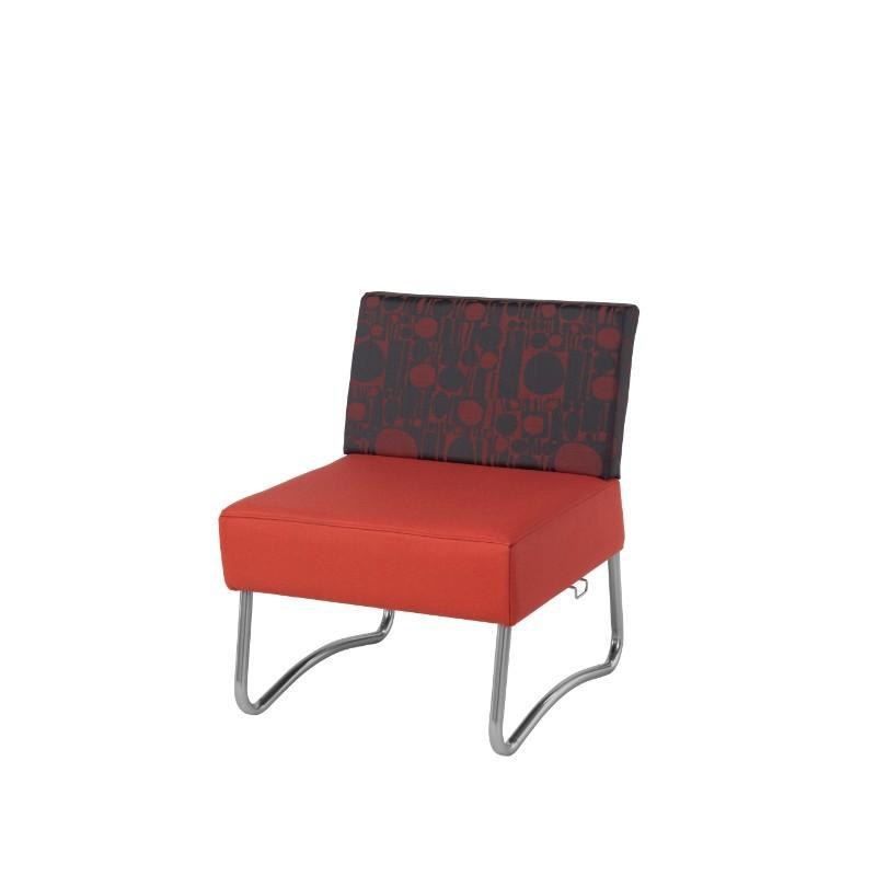 Modular Seating Single Seat With Back Civic Modular Seating Single Seat With Back