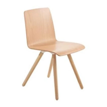 multipurpose chair Beech Veneer / No Upholstry Silo Wood Frame Chair Beech Veneer / No Upholstry