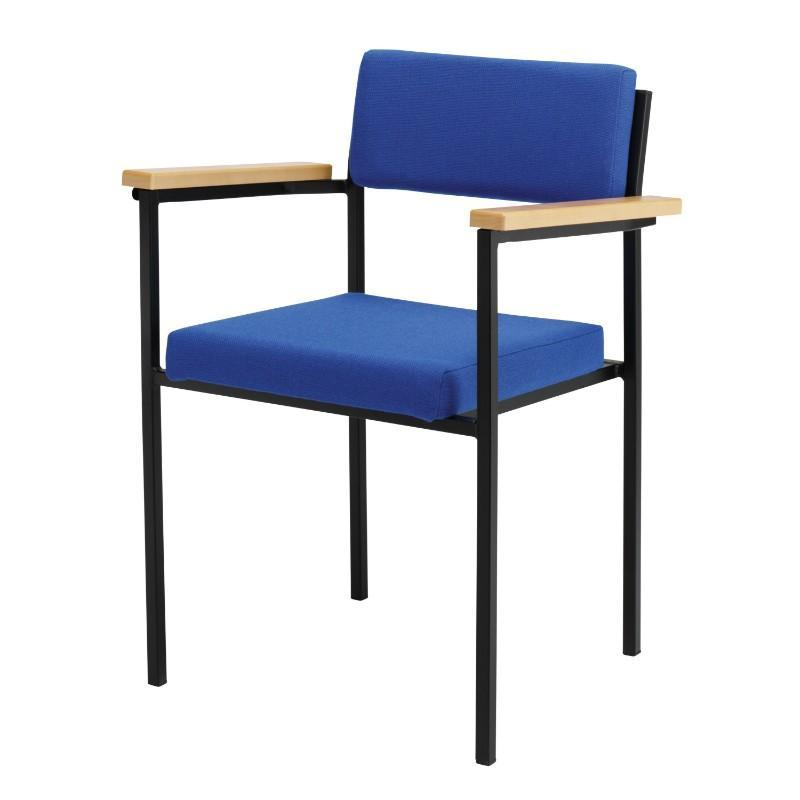 multipurpose chair Chair with Arms Suffolk Stacking Chair Chair with Arms
