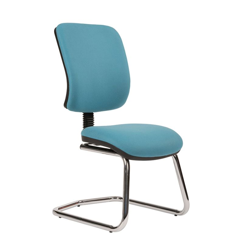 Thames Squared Back Cantilever Chair