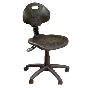 Operator Chair Black Dorma Lab Operator Chair