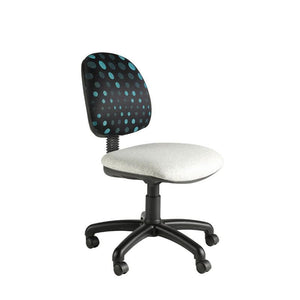 Operator Chair No Arms / Standard / Black Abingdon Medium Back Tamperproof Operator Chair No Arms / Standard / Black
