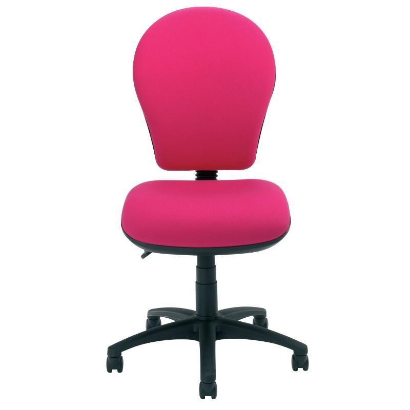 operator chair No Arms / Standard / Black Orbit Operator Chair No Arms / Standard / Black