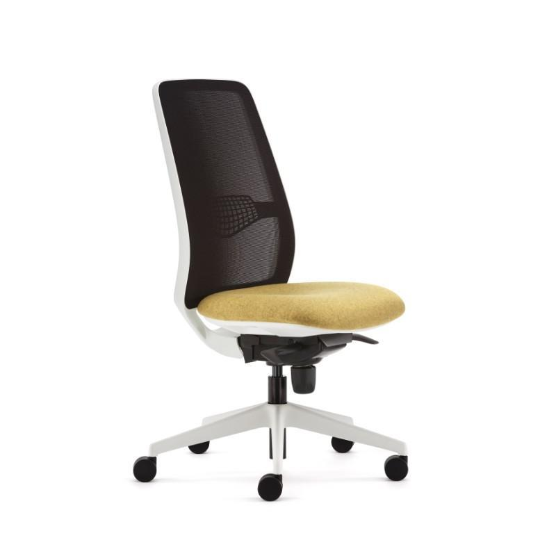 Operator Chair White / No Arms Echo Operator Chair White / No Arms