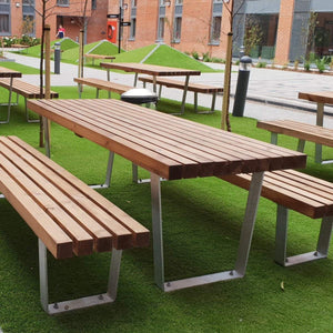 outdoor tables & benches Destiny Range Table