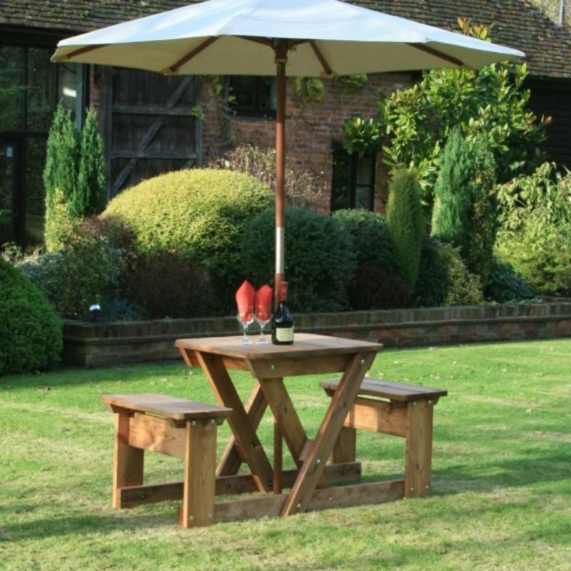 outdoor tables & benches Morton 2 Seater Table