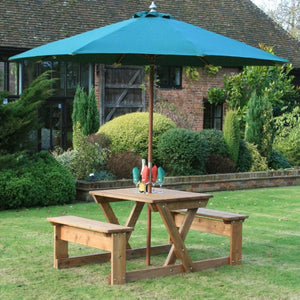 outdoor tables & benches Morton 4 Seater Table