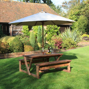 outdoor tables & benches Morton 6 Seater Table