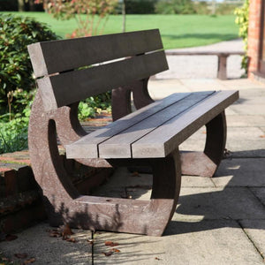 outdoor tables & benches Outback 4 Person Bench