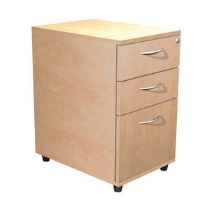 Alpine Heavy Duty Desk Height Pedestal