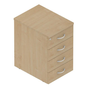 pedestal 4 Drawers Colorado Mobile Tall Pedestals 4 Drawers