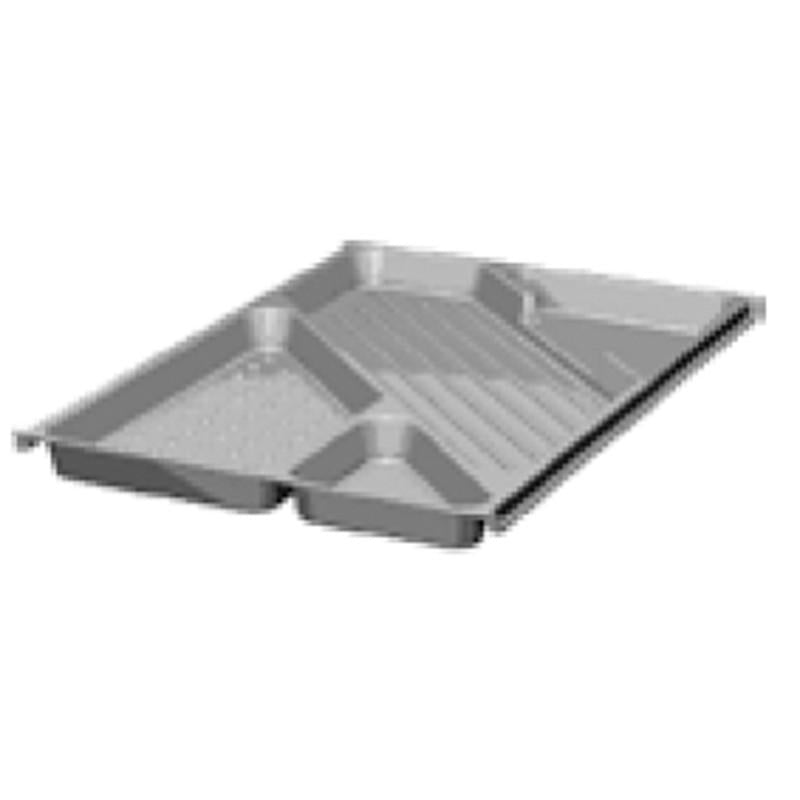 pedestal To Suit PUR, PUS - d250mm Alpine Pedestal Stationery Tray To Suit PUR, PUS - d250mm