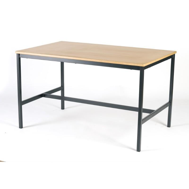 project tables w1200 x d600 mm / Laminate Top Heavy Duty Craft Tables w1200 x d600 mm / Laminate Top