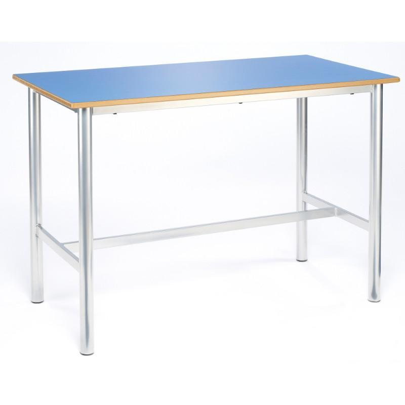 project tables w1200 x d600 mm / Laminate Top Premium 'H' Frame Craft Tables w1200 x d600 mm / Laminate Top