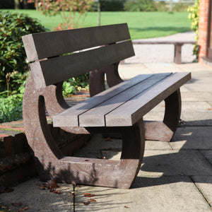 Recycled Plastic Bench