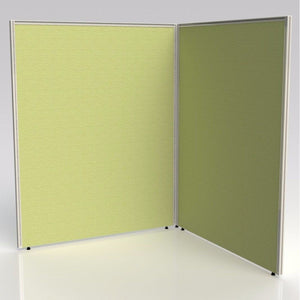 Resolution Framed Fabric Screen