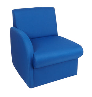Right Arm As Seated Whitney Modular Seating - Phoenix Fabric
