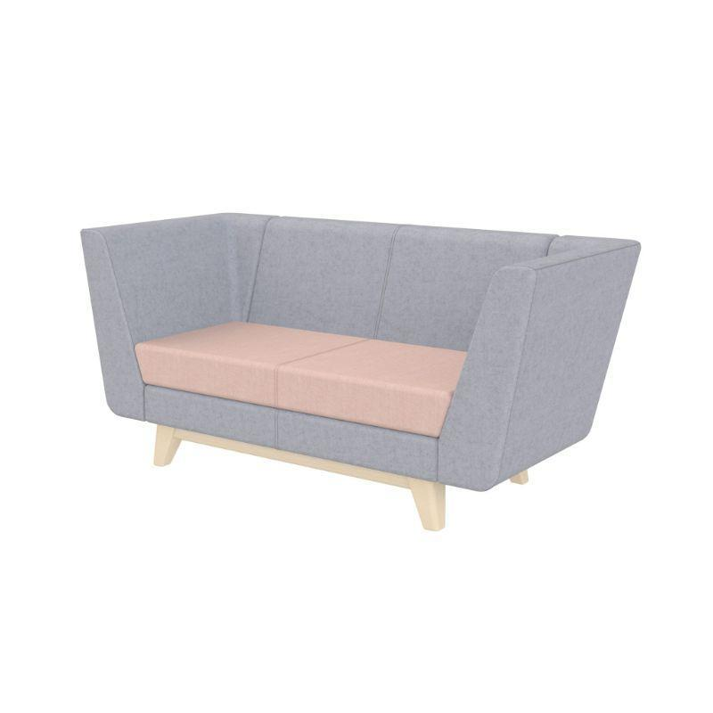 Soft Seating 2 Seater Sofa w/Arms Lila Sofa Collection 2 Seater Sofa w/Arms