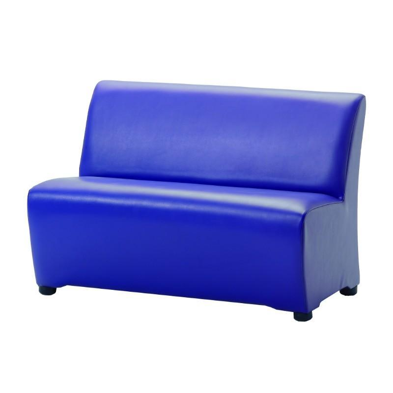 Soft Seating 2 Seater Unit Winslow Low Reception Seating