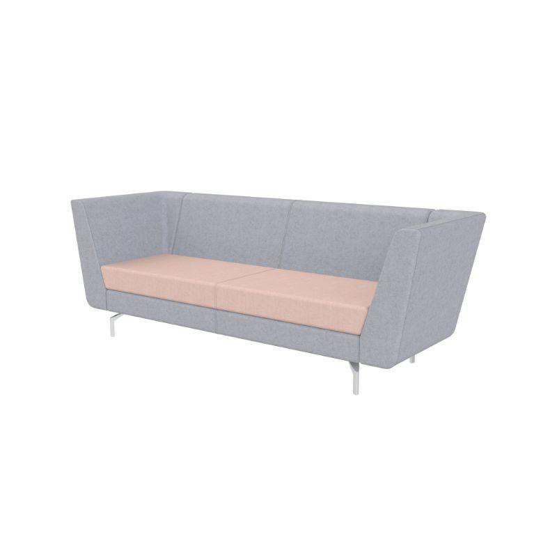 Soft Seating 3 Seater Sofa w/Arms Lila Sofa Collection 3 Seater Sofa w/Arms