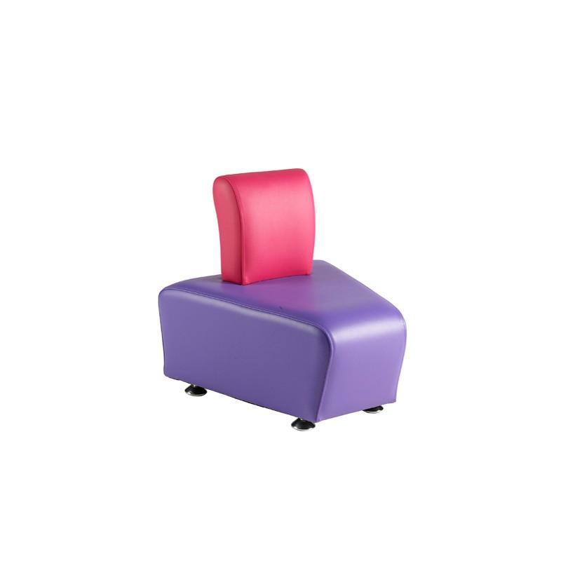 Soft Seating Junior Angled with Back Morley Junior Modular Seating