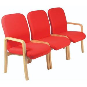 Soft Seating No Arms Hendon Beech Frame Seating