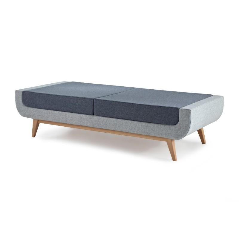 soft seating Single Seat Bench Pop Sofa Collection Single Seat Bench