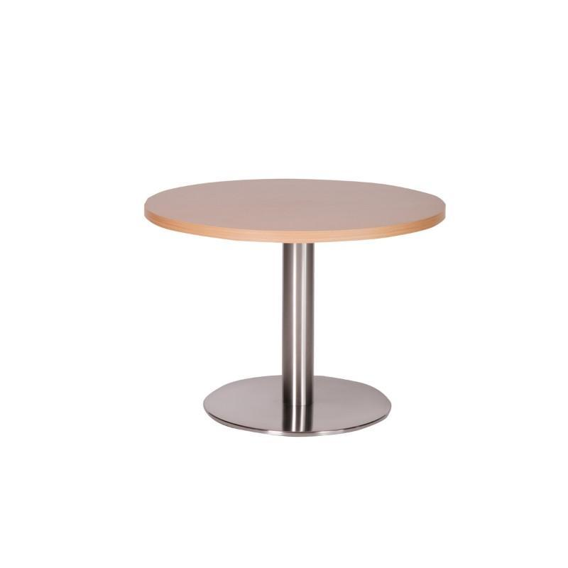 Stainless Steel Base Trumpet Base Coffee Tables Stainless Steel Base